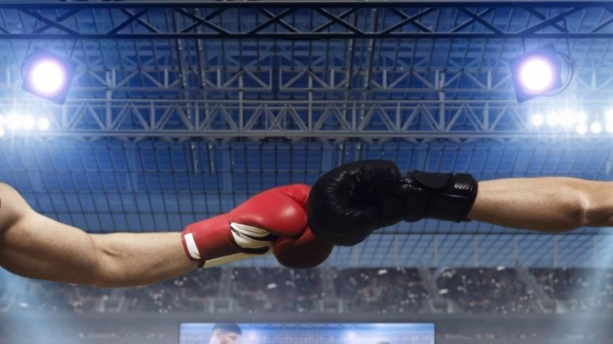 Бой Олейника соСпиваком покажут впрямом эфире