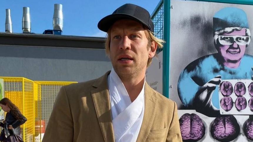 «Как явам, пупсики?!»— поджарый Иван Дорн зажег сердца фанатов наконцерте вПетербурге