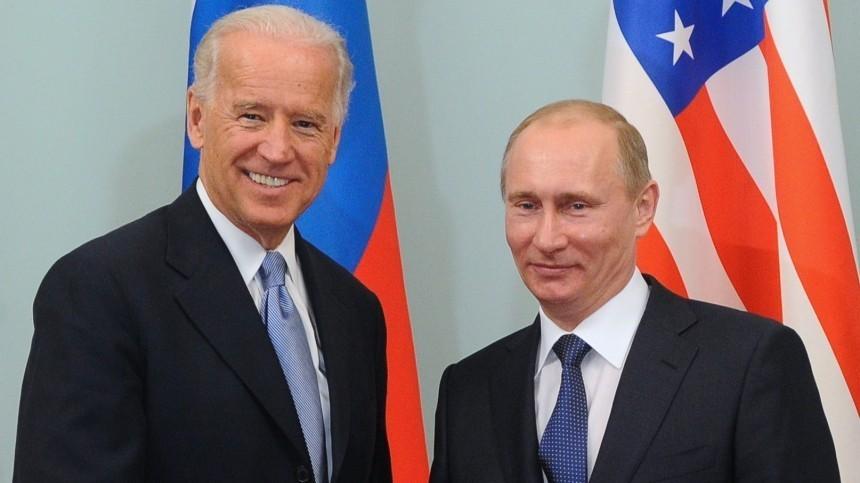 Представители Белого дома раскрыли расписание встречи Путина иБайдена