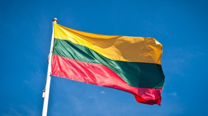 Литва выразила протест посольству РФиз-за «нарушений воздушного пространства»