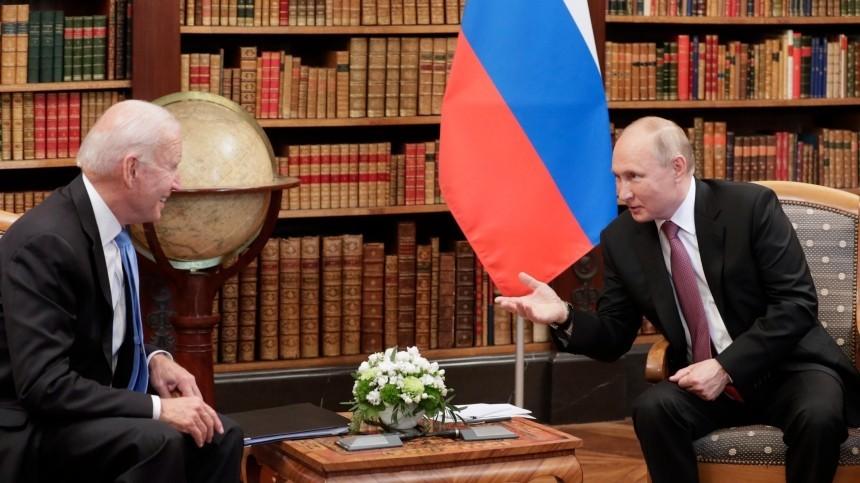 Вспоминал осемье имаме: Путин раскрыл подробности личной беседы сБайденом