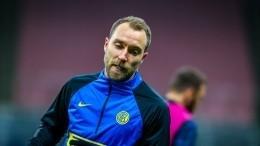Футболисту сборной Дании Эриксену установят кардиостимулятор