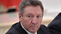 Сенатор Королев решил уйти вотставку после ДТП