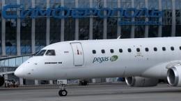 Аэропорт Симферополя возобновил работу после инцидента сBoeing-767