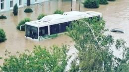 «Вода прибывает иприбывает»— взону подтопления вКрыму направлены отряды МЧС