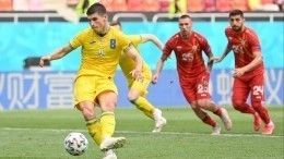 Украина прервала шестиматчевую серию поражений наЕвро, победив Македонию