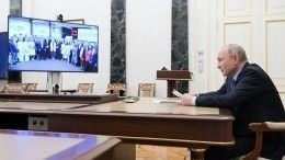 Кадровый резерв: Путин напомнил будущим управленцам ослужении России