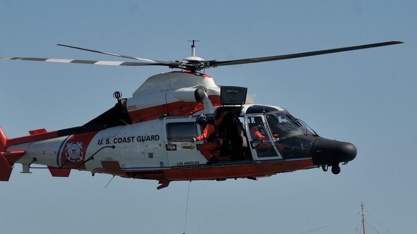 Авиакрушение вНью-Джерси: наборту могло быть три человека