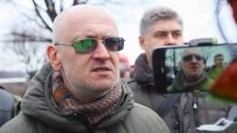 Депутата петербургского ЗакСа Максима Резника задержали поделу онаркотиках
