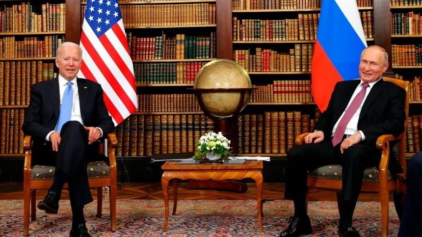 «Приостановление сползания»: экономист оценил итоги встречи Путина иБайдена