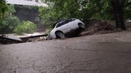 Ялта может остаться без света: город затопило вслед заКерчью— видео