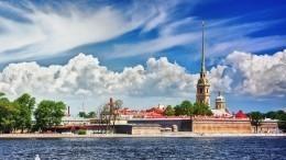 Раскаленный Петербург: Северная столица идет натемпературный рекорд