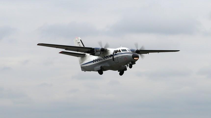Два пилота погибли при жесткой посадке самолета вКузбассе
