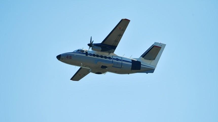 Наборту разбившегося вКузбассе самолете находились спортсмены-парашютисты