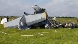 Тела парашютистов разбросало надесятки метров при крушении самолета вКузбассе— фото (18+)