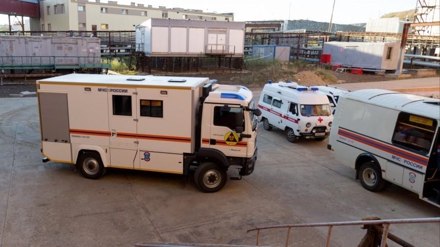 Прокуратура начала проверку после обрушения нашахте вКузбассе
