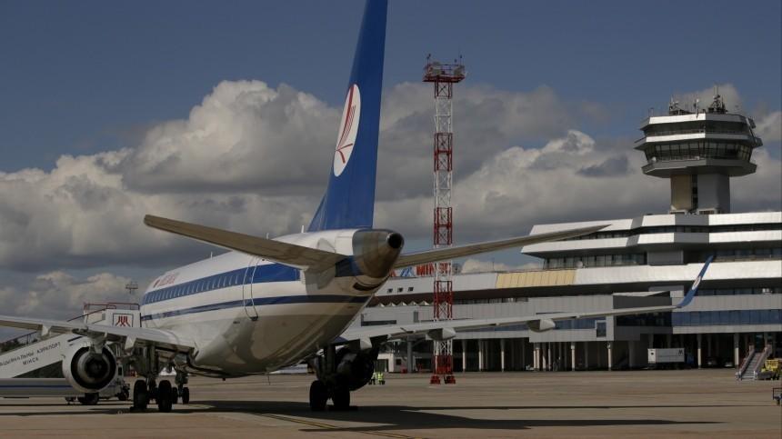 Лукашенко объявил озапрете принимать самолеты изУкраины