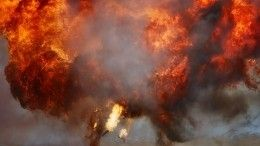 Очевидцы сообщают охлопках ивзрывах врайоне Парка Горького вМоскве— видео