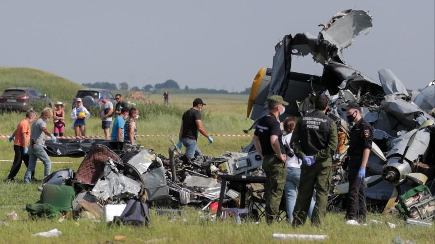 «Кабину оторвало, покидало посалону»: пострадавший окрушении L-400 вКузбассе