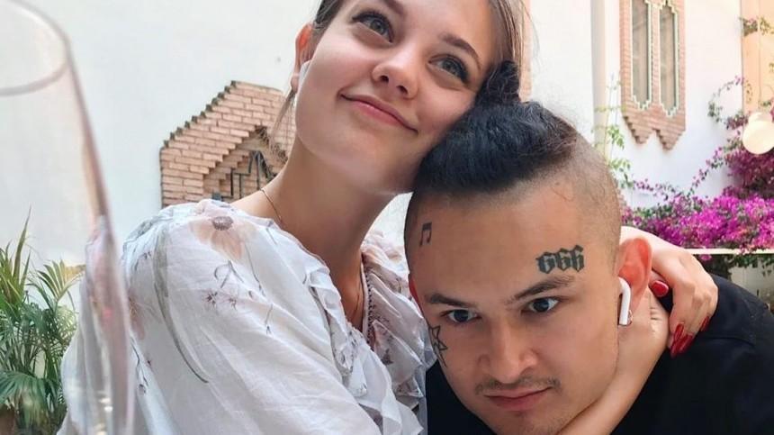 «Мырешили пожениться»: Моргенштерн сделал предложение своей возлюбленной