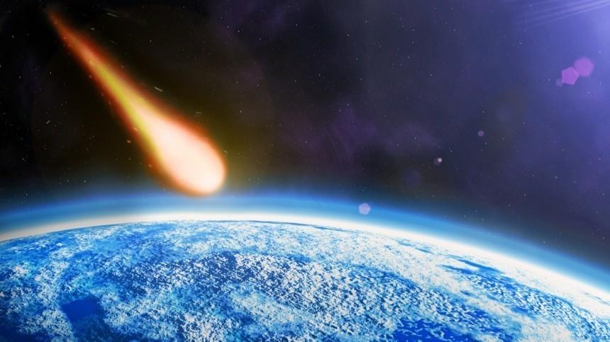 Астероид размером, как две статуи Свободы летит всторону Земли