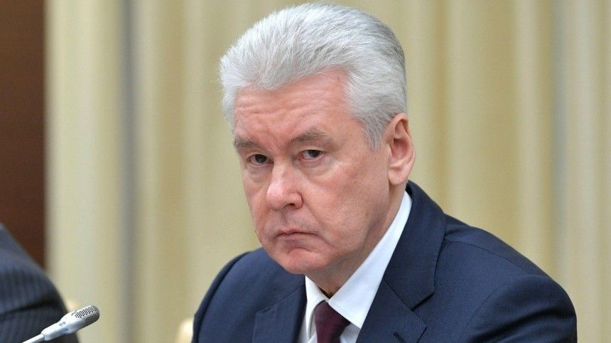 Собянин предупредил овозможном заражении после прививки откоронавируса
