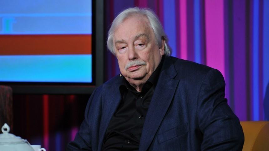 На85-м году жизни умер тележурналист Анатолий Лысенко
