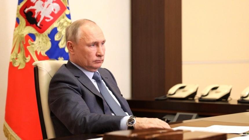 Статья Путина к80-летию сначала Великой Отечественной войны выйдет вГермании