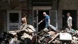 Как Крым приходит всебя после самого разрушительного наводнения столетия