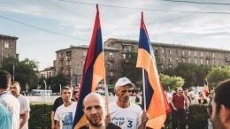 ВАрмении завершились досрочные выборы. Каковы позиции Пашиняна?