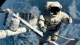 Астронавты наМКС завершили установку новой солнечной батареи