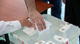 Лидирующий напарламентских выборах Пашинян поздравил сторонников спобедой партии