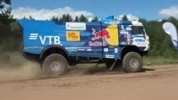 Через горы илеса: пилоты КАМАЗ-мастер готовятся крешающей гонке