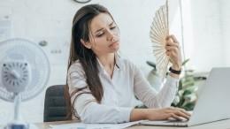 Роспотребнадзор призвал сокращать рабочий день при жаркой погоде