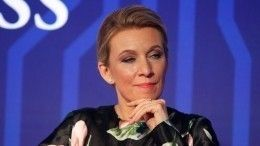 Накажите себя сами: Захарова «щелкнула поносу» США зановые санкции против РФ