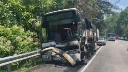 Список пострадавших детей вДТП сдвумя автобусами наКубани