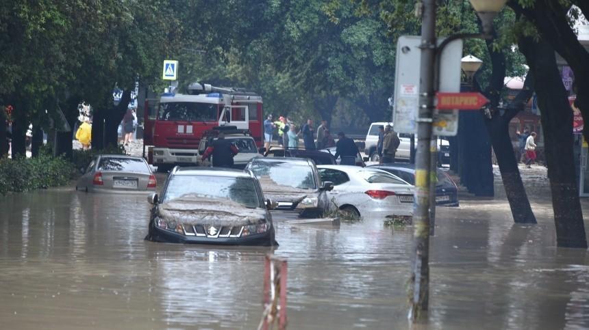 Все ушло под воду: Красноярск приходит всебя после сильнейших ливней