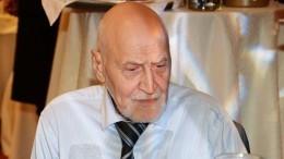 «Чувствую себя лет на35»: Николай Дроздов отметил свое 84-летние вбольнице