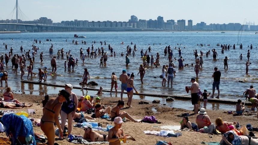 Роспотребнадзор предупредил обопасности пляжного отдыха