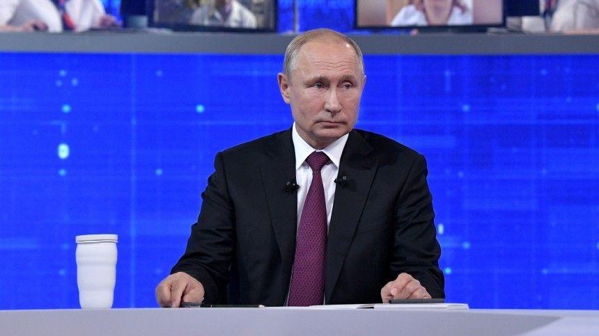 «Без лишних посредников»: Песков рассказал оПрямой линии сПутиным в2021 году