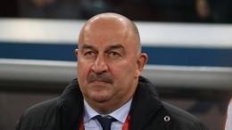 Уйдетли Черчесов вотставку после провала сборной наЕвро-2020