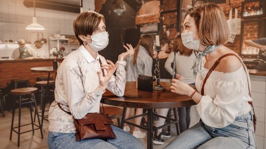 «Бесковидный общепит»: как кафе будут работать вМоскве с28июня?