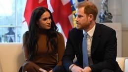 Принц Гарри иМеган Маркл доказали, что они согласовали имя дочери скоролевой