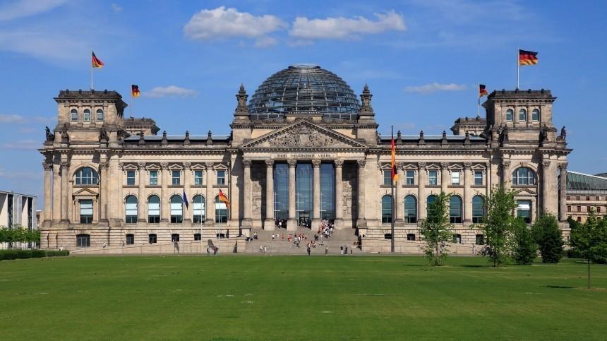 Вбундестаге заявили оподготовке Германии квойне сРоссией