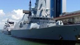 Россия призвала США отказаться отвоенных маневров вЧерном море