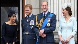 Перемирие? Принц Уильям ссемьей намерен отправиться вСША для встречи сГарри иМеган