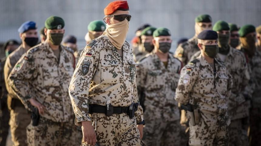 ВРФназвали раздутый военный бюджет ФРГ свидетельством подготовки квойне