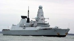 Зуб зазуб: как вРФоценили нарушение границы британским эсминцем