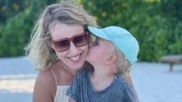 «Нетравмируйте детей!»— Собчак овпечатлениях отпохода ссыном взоопарк
