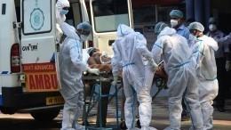 Индийские ученые заявили о«молниеносной» заразности штамма «Дельта плюс»